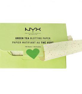 NYX PROF. MAKEUP Green Tea Blotting Paper