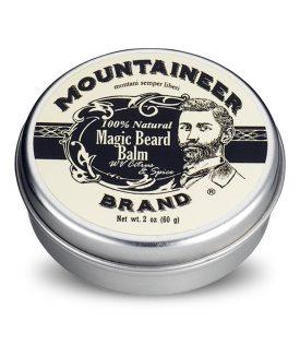 Mountaineer Brand Citrus & Spice Beard Balm 60g