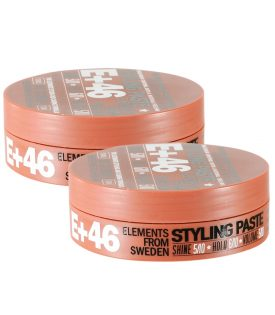 2-pack E+46 Styling Paste 100ml