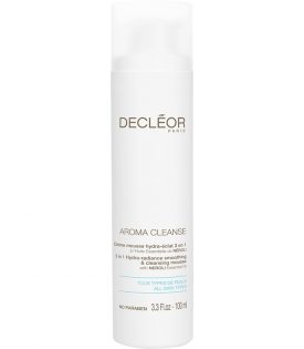 Decleor Aroma Cleanse 3in1 Hydra-Radiance Smoothing & Cleansing Mousse 100ml