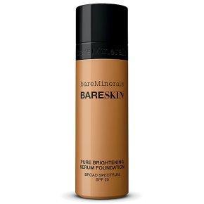 Bare Minerals bareSkin Serum Foundation - Walnut