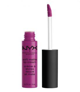NYX PROF. MAKEUP Soft Matte Lip Cream Seoul