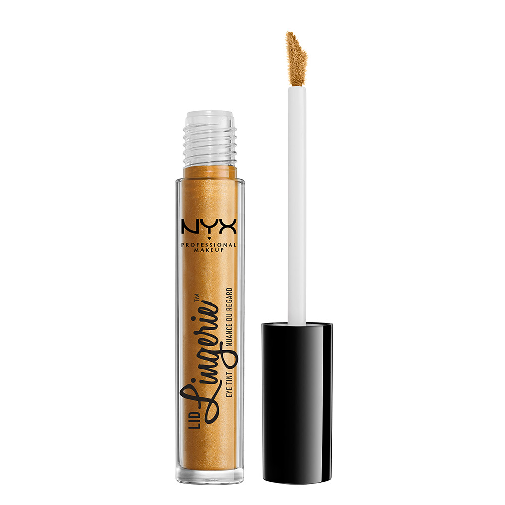NYX PROF. MAKEUP Lid Lingerie Eye Tint - 04 Gold Standard 4ml