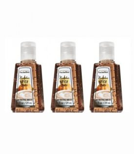 3-pack Bath & Body Works PocketBac Pumpkin Spice Latte 29ml