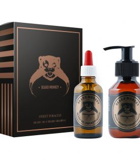 Giftset Beard Monkey Sweet Tobacco