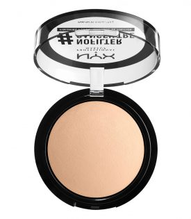 NYX PROF. MAKEUP Nofilter Finishing Powder Light Beige