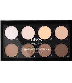 NYX PROF. MAKEUP Highlight & Contour Pro Palette