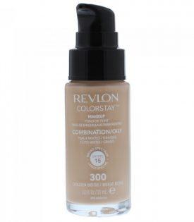 Revlon Colorstay Makeup Combination/Oily Skin - 300 Golden Beige 30ml