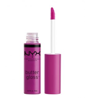 NYX PROF. MAKEUP Butter Gloss -21 Raspberry Tart