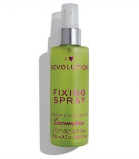 Makeup Revolution Fixing Spray - Cucumber