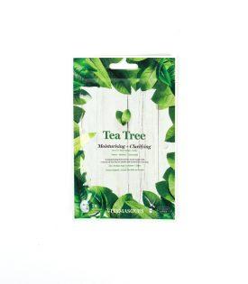 Vitamasques Tea Tree (1 pc) Moisturising + Clarifying