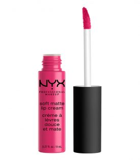 NYX PROF. MAKEUP Soft Matte Lip Cream Paris