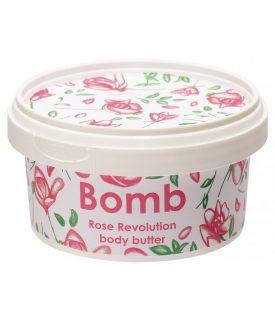 Bomb Cosmetics Body Butter Rose Revolution 210ml