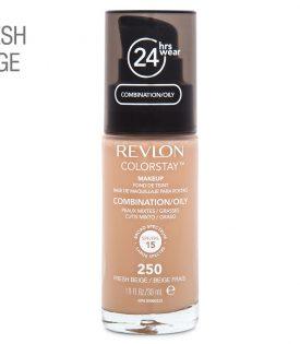 Revlon Colorstay Makeup Combination/Oily Skin - 250 Fresh Beige 30ml