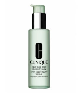 Clinique Liquid Facial Soap Oily Skin 200ml
