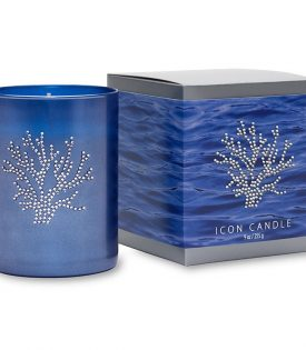 Primal Elements Icon Candle Coral