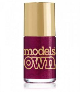 Models Own Nail Polish Oval Plum 14ml