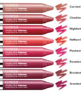 Clinique Chubby Stick Intense Lip Colour Balm 01 Curviest Caramel 3g