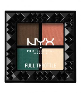 NYX PROF. MAKEUP Full Throttle Shadow Palette - Explicit