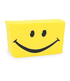 Primal Elements Bar Soap Happy Face 170g