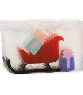 Primal Elements Bar Soap Santa's Sleigh 170g