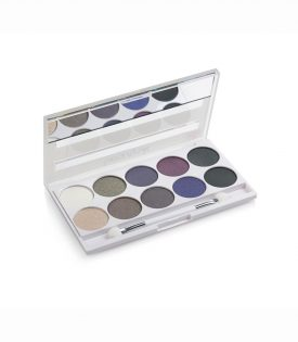 Beauty UK Posh Palette Large Eye Palette No.4 Galaxy