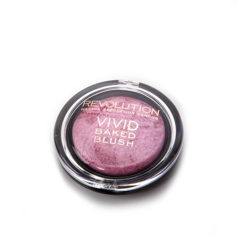 Makeup Revolution Baked Blusher Blush Bang Bang You Are Dead