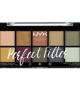 NYX PROF. MAKEUP Perfect Filter Shadow Palette Olive You
