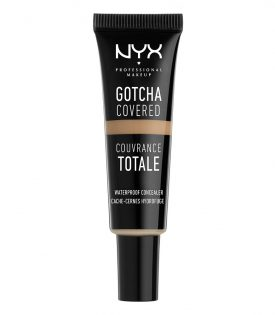 NYX PROF. MAKEUP Gotcha Covered Concealer - Golden