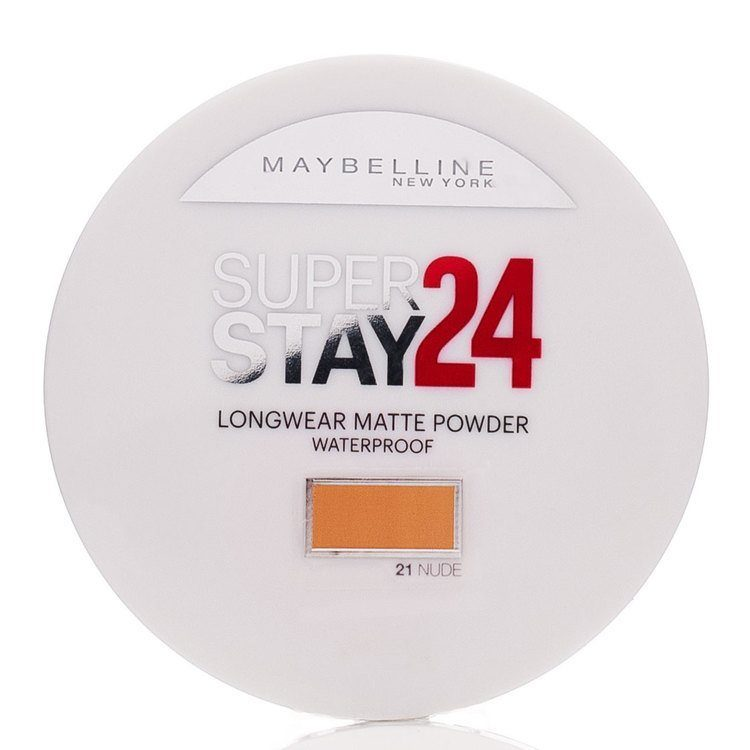 Maybelline SuperStay 24H Waterproof Powder 9g 21 Nude