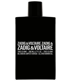 Zadig & Voltaire This is Him Shower Gel 200ml