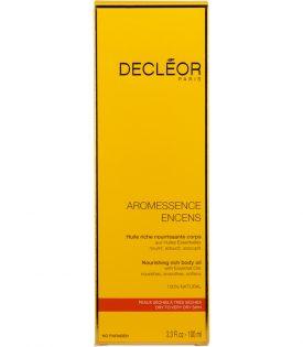Decleor Aromessence Encens Nourishing Rich Body Oil 100ml