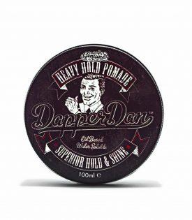 Dapper Dan Heavy Hold Pomade 100ml
