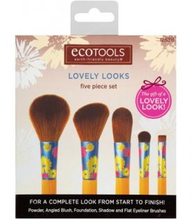 Eco Tools Flawless Face Kit Lovely Looks 5pcs