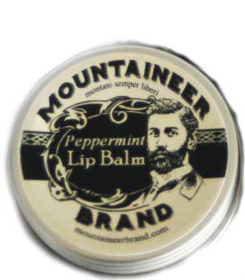 Mountaineer Brand Lip Balm Peppermint 15g