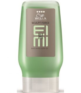 Wella EIMI Sculpt Force Extra Strong Gel 125ml