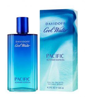 Davidoff Cool Water Man Pacific Summer Edt 125ml