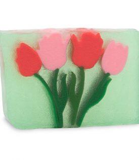 Primal Elements Bar Soap Tulips 170g