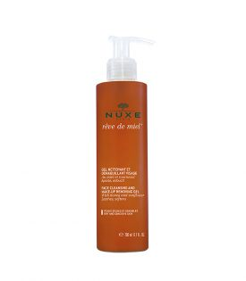 Nuxe Reve de Miel Face Cleansing & Make Up Removing Gel 200ml