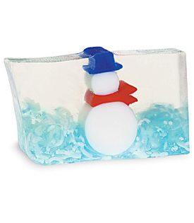 Primal Elements Bar Soap Snowy 170g