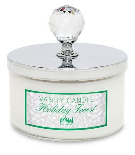 Primal Elements Vanity Candle Holiday Forest