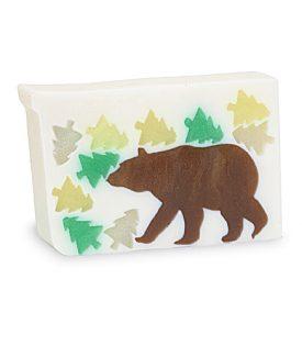 Primal Elements Bar Soap Ginger Bear 170g