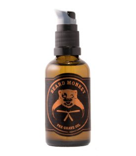 Beard Monkey Pre-Shave Oil 50ml