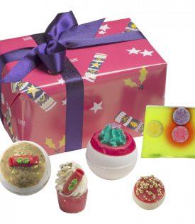 Bomb Cosmetics Crackerlackin Gift Box