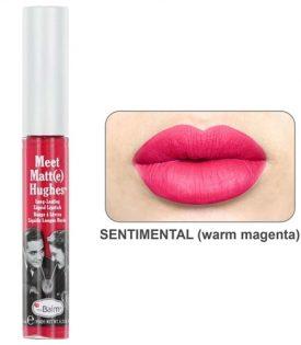 theBalm Meet Matt(e) Hughes Lipstick Sentimental 7.4ml