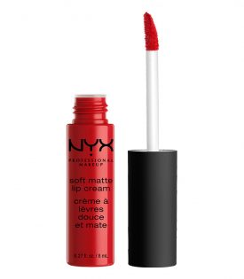 NYX PROF. MAKEUP Soft Matte Lip Cream Amsterdam