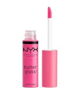 NYX PROF. MAKEUP Butter Gloss -01 Strawberry Parfait