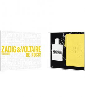 Giftset Zadig & Voltaire This Is Her Edp 50ml + Pouch