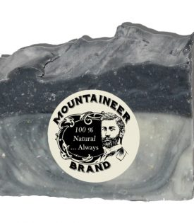 Mountaineer Brand Cedarwood Beer Shave Soap