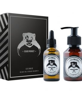 Giftset Beard Monkey Licorice